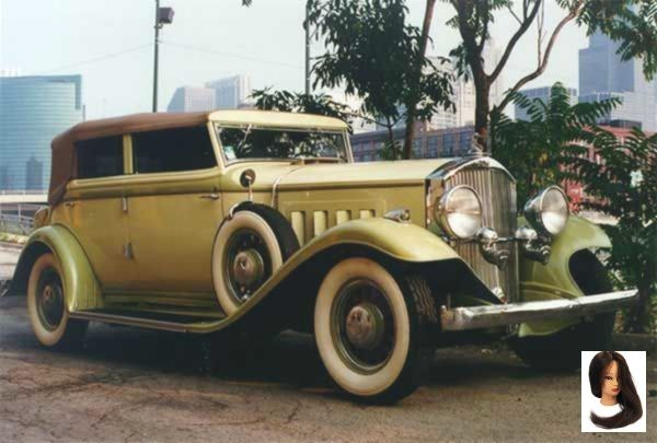 fotos von alten autos