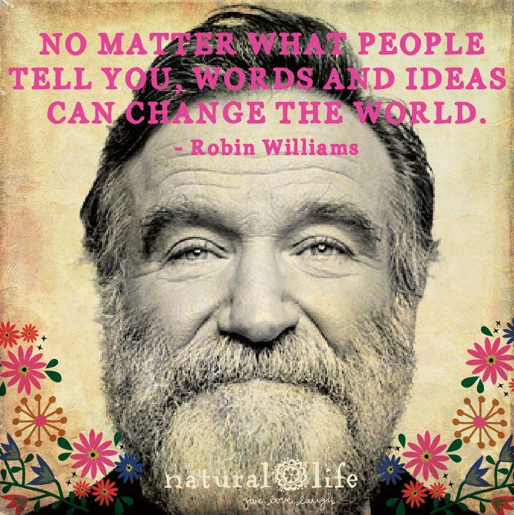 We'll miss you #RobinWilliams!!!