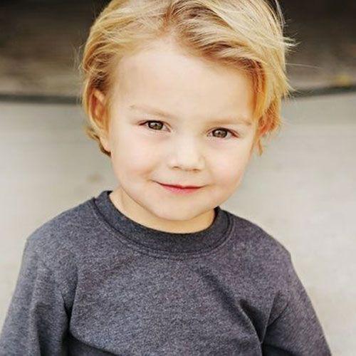 Awe Inspiring 1000 Ideas About Toddler Boys Haircuts On Pinterest Cute Short Hairstyles Gunalazisus