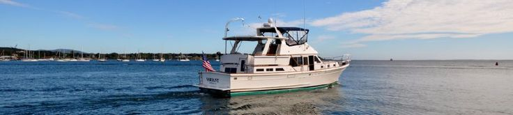 1986 Offshore 48 YachtFish Power Boat For Sale - www.yachtworld.com