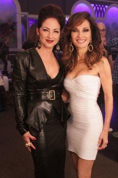 """""""Drama's On Like Susan Lucci""""! Susan With Gloria Estefan!"""