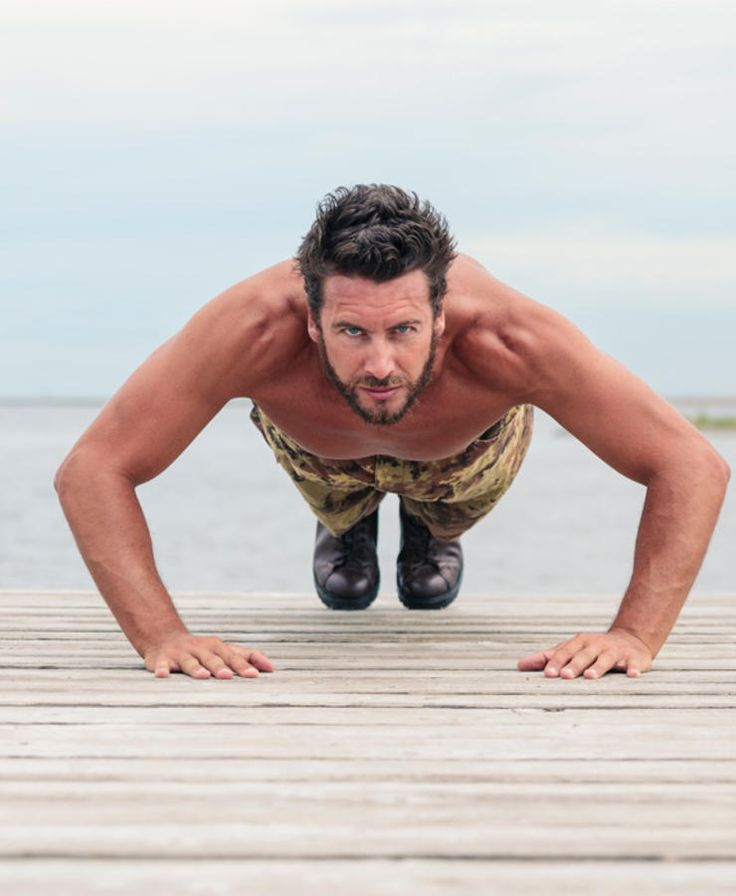 The Ultimate Special Forces Workout : B4. Kettlebell Deadlift |