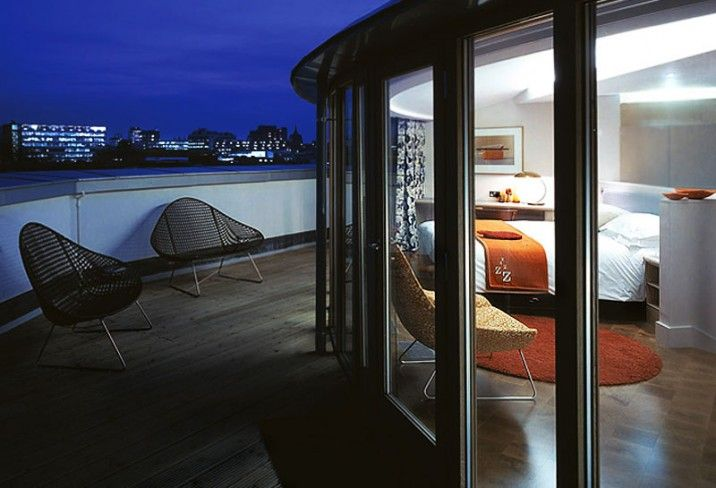 The Zetter hotel in London