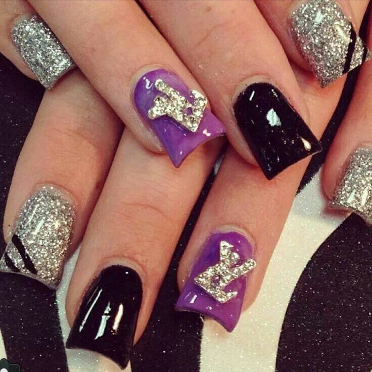 19 best Nails by Tiffany images on Pinterest | Acrylic nail designs ...
