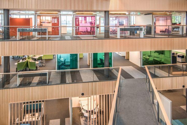 Trustpower offices by Veldhoen + Company and Warren & Mahoney, Tauranga – New Zealand » Retail Design Blog