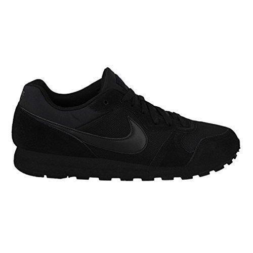 Oferta: 65€. Comprar Ofertas de Nike MD Runner 2, Zapatillas de Running Para Hombre, Negro (Black / Black-Anthracite), 44 EU barato. ¡Mira las ofertas!