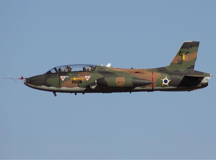 Brazilian Air Force Embraer AT-26 Xavante (EMB-326GC).