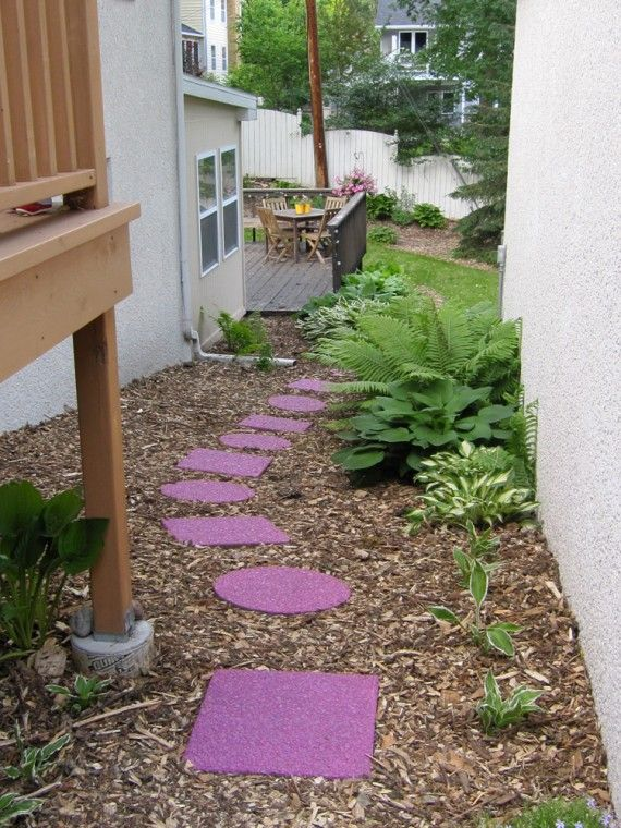 133 Best Images About Yard Ground Cover Paths And