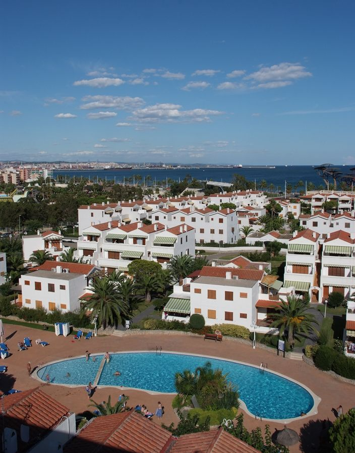 We stayed in Aquasplash Estival Resort in Sept 2015 and had such a fantastic holiday. The apartment was traditional and comfortable and we loved the gated complex with its private pool, so much quieter and a more neighbourly feel. The location was great, being only a 2-minute walk to the fabulous restaurant/bar and also the beach/water park, which was amazing! So much to do in the area too, we are looking forward to returning. For a family holiday you can't beat it. La Pineda, Salou.
