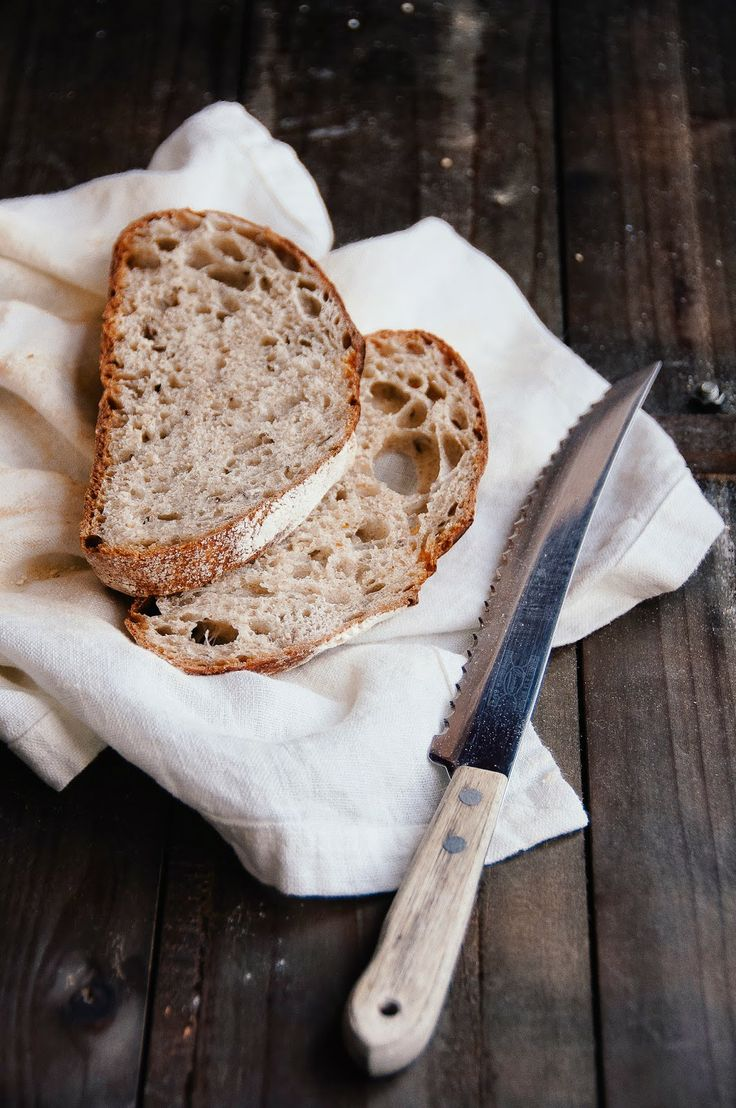 Rye and Caraway Seed Bread