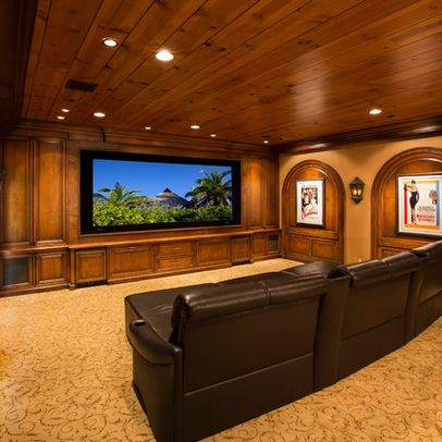237 Best Home Theater Basements Images On Pinterest