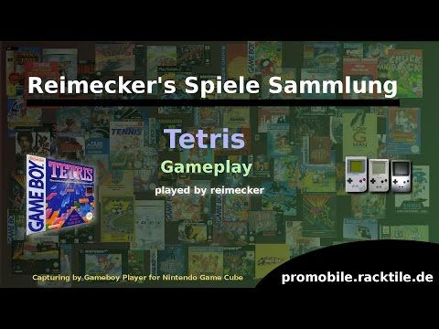 Reimecker's Spiele Sammlung : Tetris