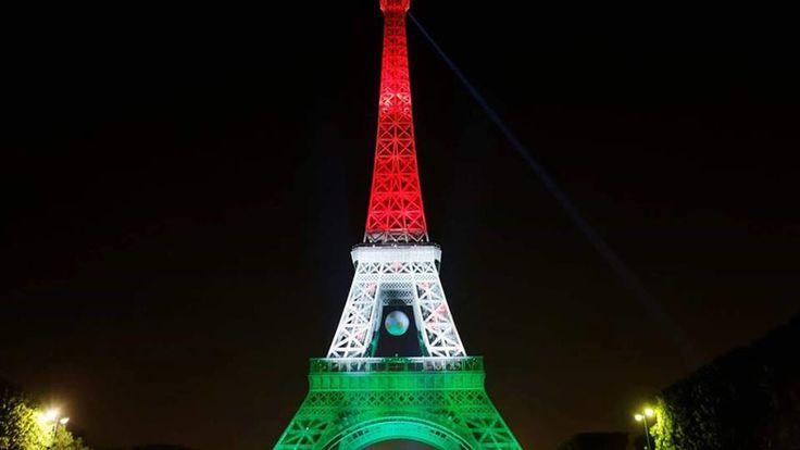 Nem viccelünk! Fessük piros-fehér-zöldre együtt az Eiffel-tornyot, mutatjuk hogyan!