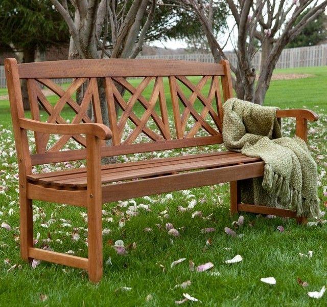Die 25+ besten Ideen zu Modern Outdoor Benches auf Pinterest ...