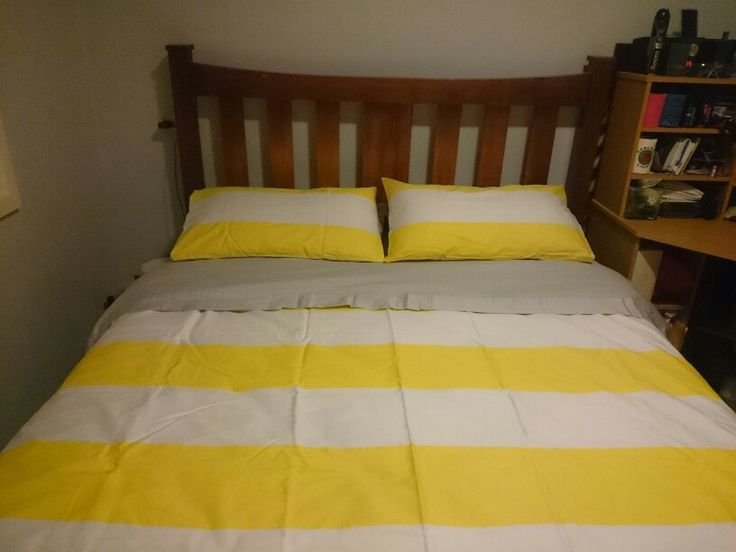 This one isn't a dream - I actually own the sheet and quilt sets :)