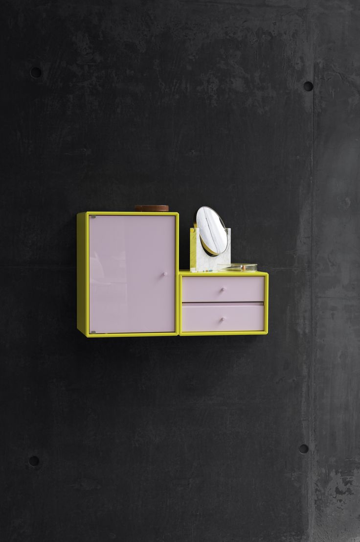 TREASURE – wall-mounted treasure chest