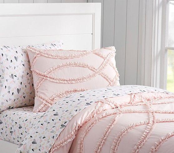 Pottery Barn Lightweight Quilts: 25+ Best Ideas About Light Pink Bedding On Pinterest