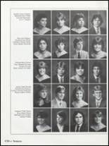 1984 Woodland High School Yearbook Page 154 & 155