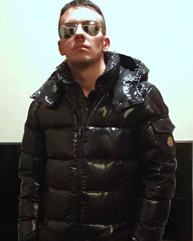 0434038a0c9f Daunenjacke Down Jacket Downjacket Shiny Fetish Moncler