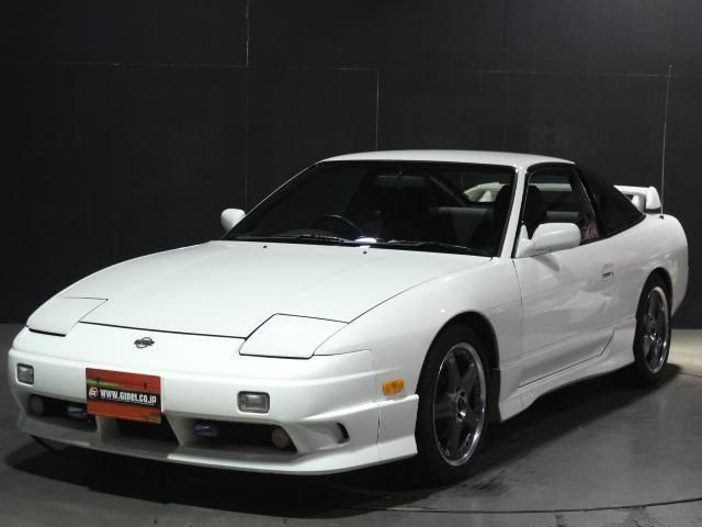 Photo of NISSAN 180SX TYPE X / used NISSAN