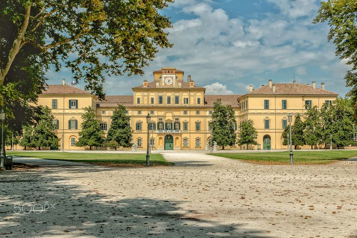 WS - Palazzo del Giardino - Parco Ducale - Parma by Simona Coccodrilli on 500px