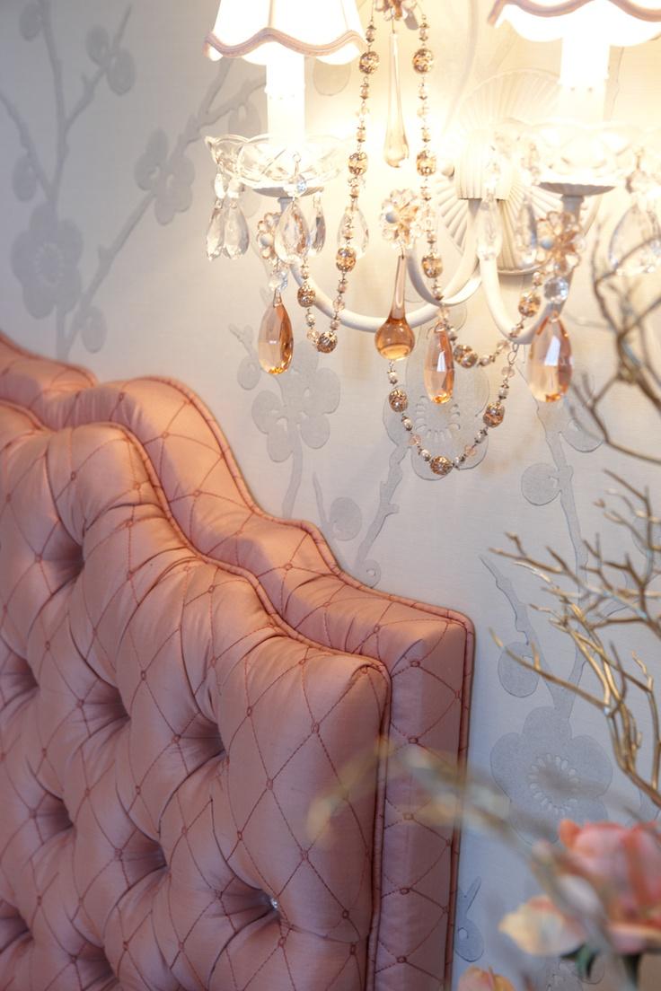88 best cabeceros de cama headboard images on pinterest for Tara louise interior decoration design