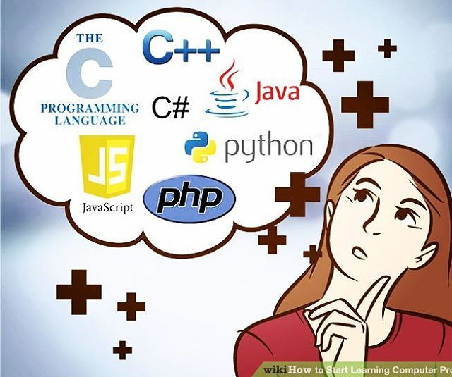 How to start learning to computer programming? #javascript #web #programming #software #softwareengineering #computerengineering #developer #java #c #python #html #php #popular #instagram #followme #code #fantastic #good #wonderful #perfect #incredible #amazing #candy #luscious #csharp #kod