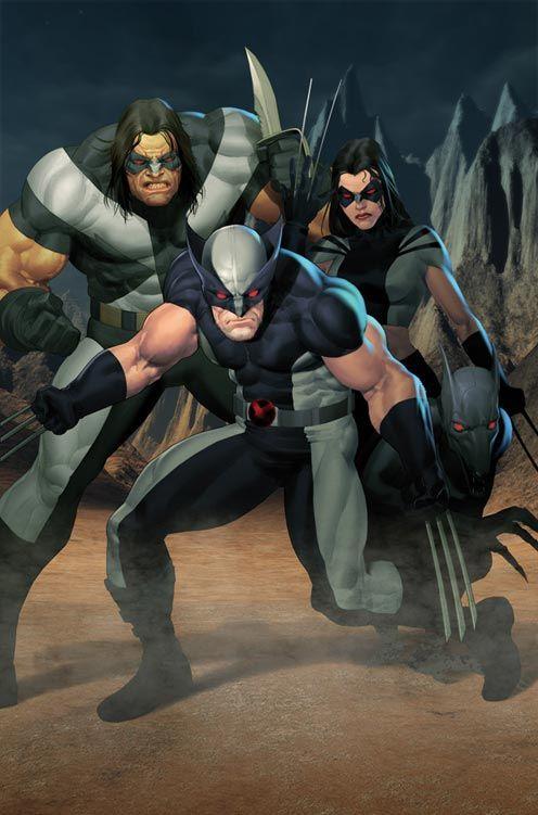 X-Force by Ariel Olivetti