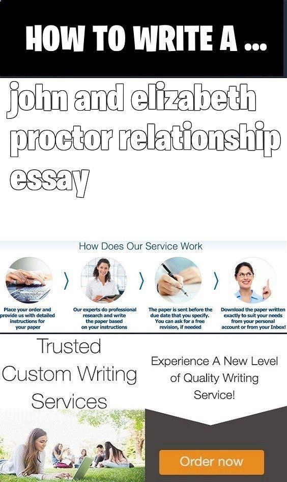 elizabeth proctor essay