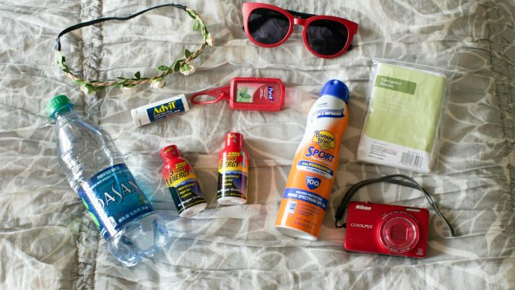 My Music Festival Survival Kit with 5 hour energy. #shop #thisismysecret