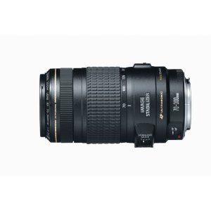 Amazon.com: Canon EF 70-300mm f/4-5.6 IS USM Lens for Canon EOS SLR Cameras: CANON: Camera & Photo