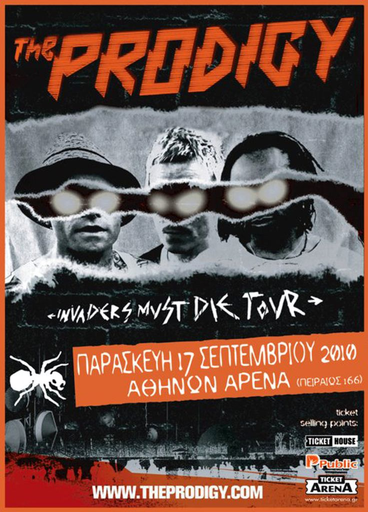 The Prodigy Live in Athens (2010)
