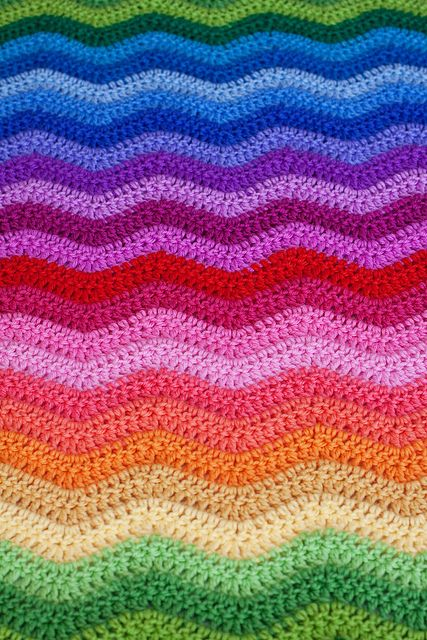 rainbow ripples-i made one of these for my daughter