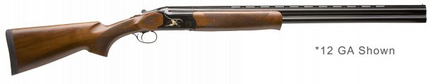 Savage Arms - Stevens 512 Gold Wing 410 GA Over/Under Shotgun - For the lil lady