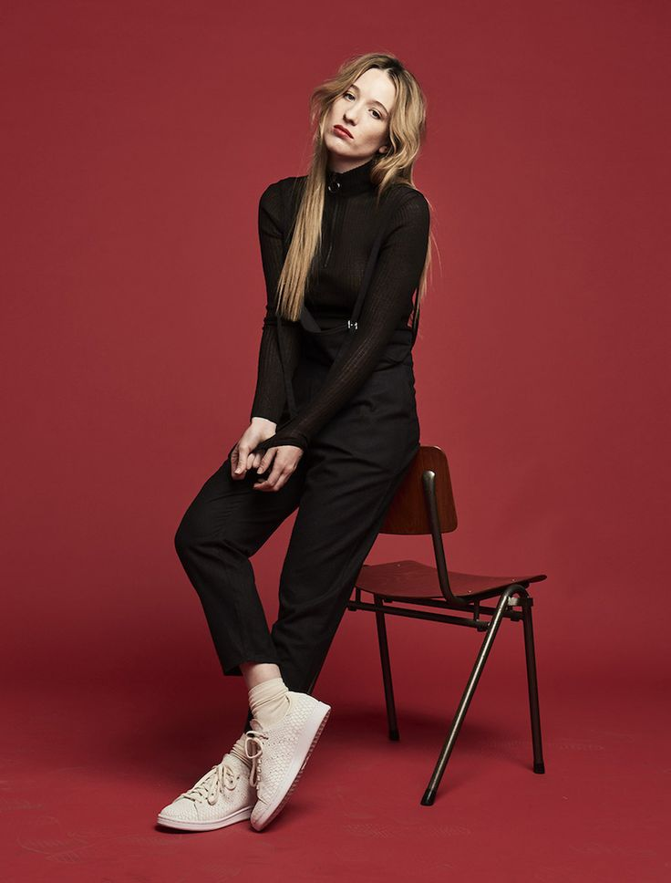 LIMIT'D EDITIONS: SOPHIE LOWE in ADIDAS ORIGINALS STAN SMITH: White/Reptile (WOMENS) | EXCLUSIVE | Available at HYPE DC