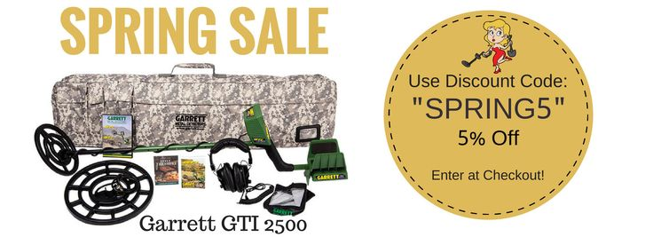 GARRETT GTI 2500 METAL DETECTOR PRO PACKAGE Free Shipping Best Price Guarantee 2 Year Limited Warranty GARRETT GTI 2500 METAL DETECTOR ( With Treasure Vision ) Factory Included Accessories: - GTI 2500