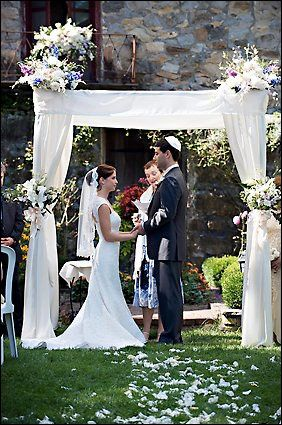 Wedding Ceremony at Crossed Keys Inn #pinparty Please visit our website @ http://jewisholidays2015.com