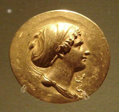 bensozia: The Gold Alexander Medallions of Abukir