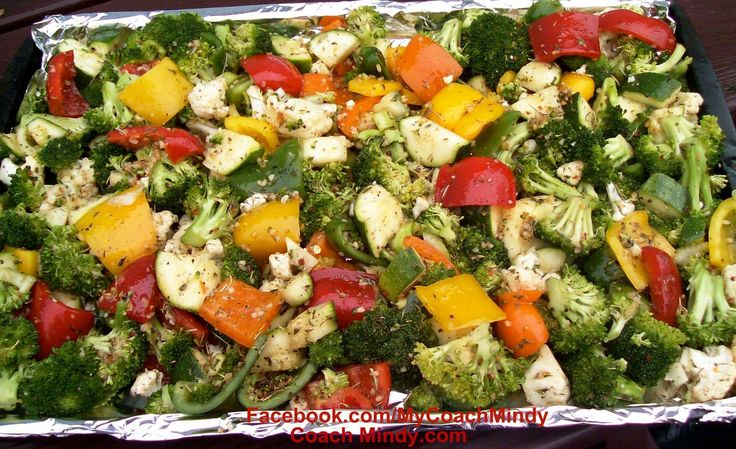 """""""Beverly's Best Vegetables"""" are a great Sunday refrigerator preparation """"project"""". Thanks to a very successful dieter for sharing a great tip! Here is Beverly's Best Vegetables.  COACH MINDY.. Dont forget to look in comments for recipe.....Enjoy!!! :))"""