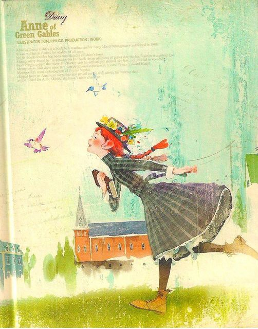 Ann of Green Gables journal