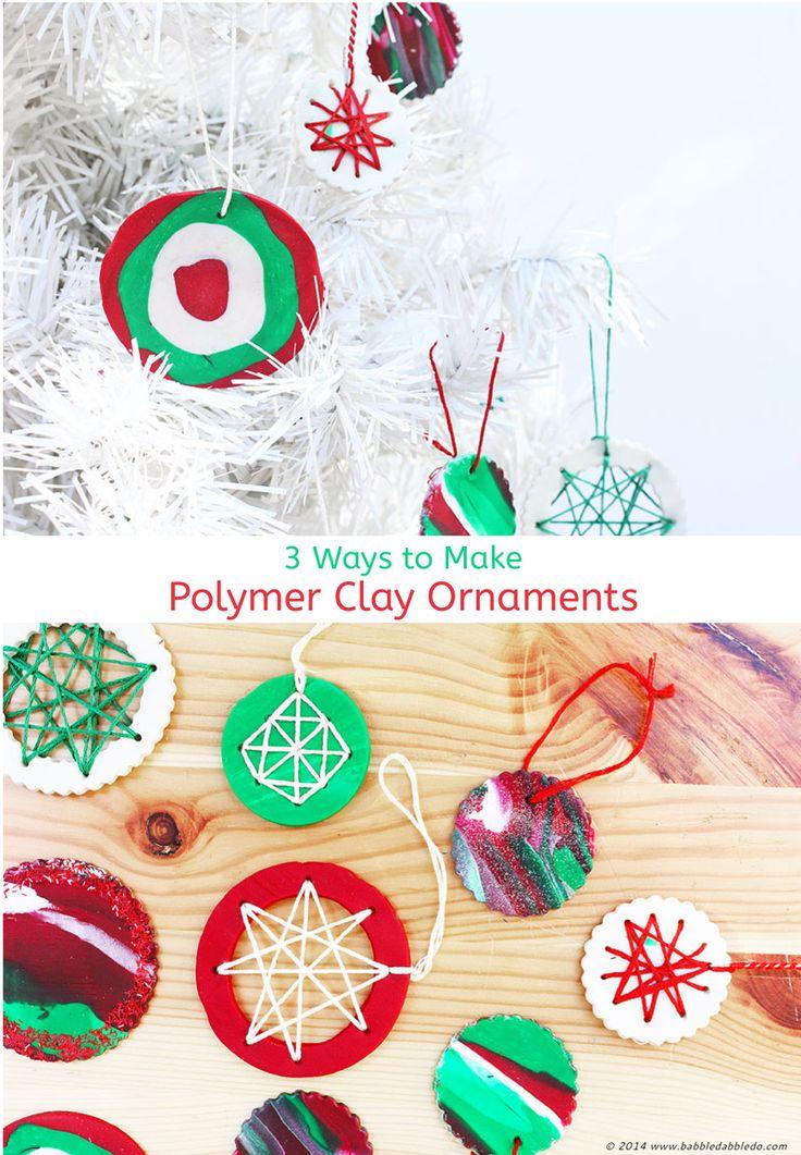 Making Homemade Christmas Ornaments From Flour Diy salt dough