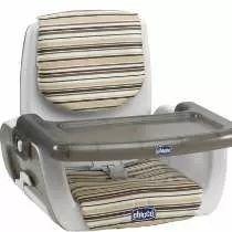 Silla De Comer Bebe Chicco Plegable Booster Potatil Ideal