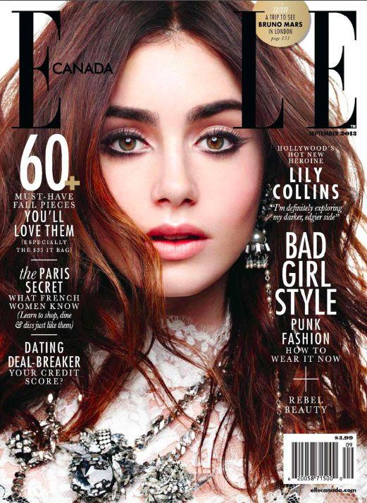 ELLE Magazine, September issue