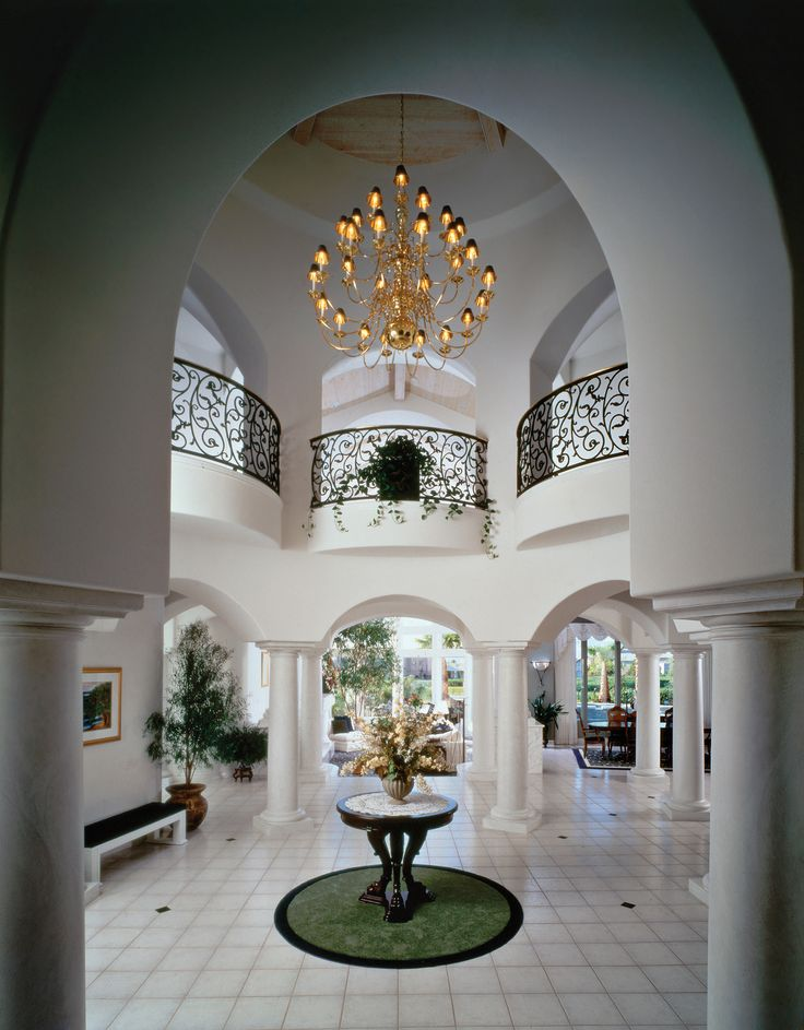Luxury Mansion Foyer : Best home foyers images on pinterest luxury houses