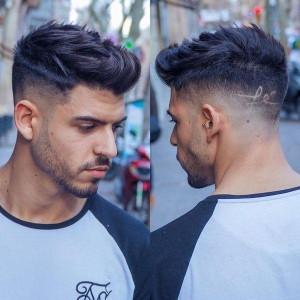 Good Haircuts For Men Good Haircuts Men Faded Hair Mens Hairstyles Short Curly Hair Photos
