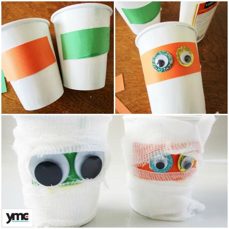Recycled Halloween Decorations: 1000+ Images About Halloween Arts & Crafts For Kids On