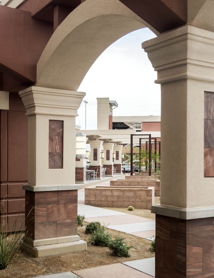 St. Rose Siena Patient Tower - Orcutt | Winslow