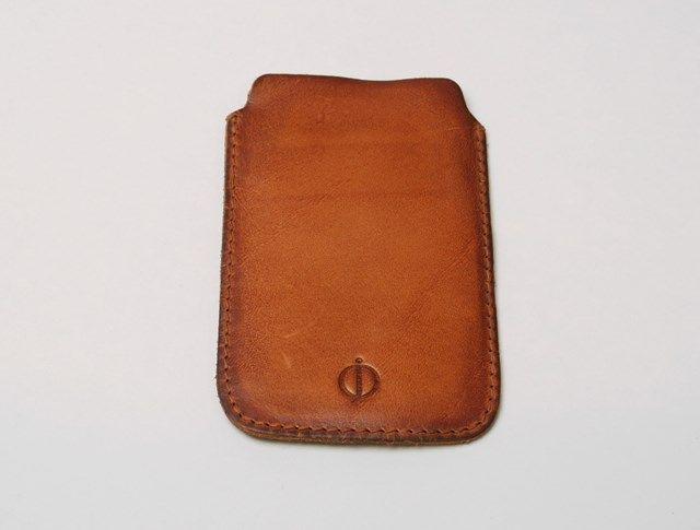 Smartphone case Tan from Oscar Jacobson - 174,50 KR | Saddler.com