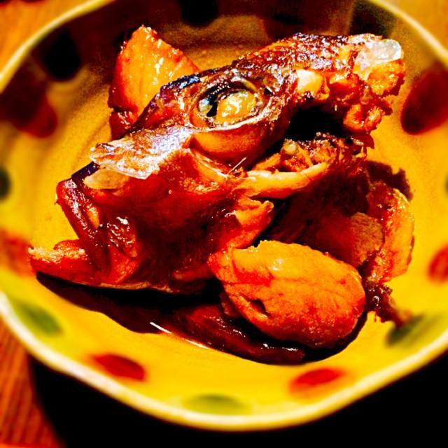たまに暇なときつくってます - 6件のもぐもぐ - 鯛の煮付け( ̄^ ̄)ゞ by koykb8519