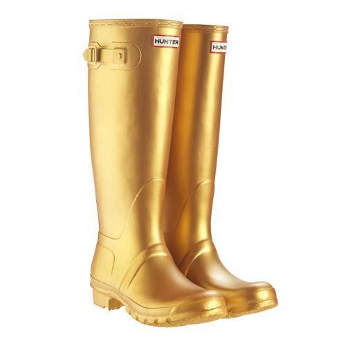 Rain Boots like a BOSS